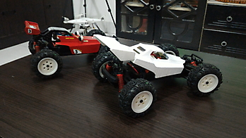 Collection of 1:24 scale replica of classic TAMIYA kits