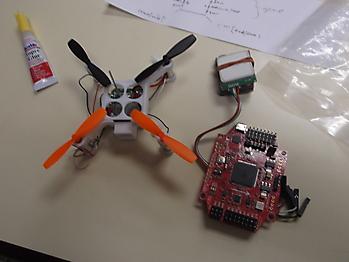 XL-RCM 10.0 PIXXY : Pocket drone/FPV quad