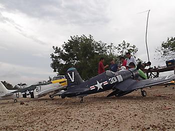 DURAFLY F4U Corsair - 1100mm