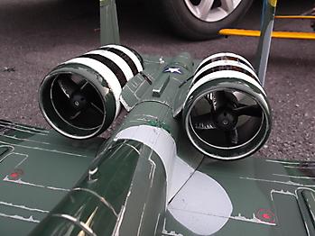 HOBBY KING A-10 Warthog twin 75mm EDF jet - 1017mm