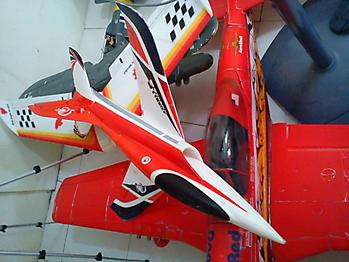 HOBBY KING Stinger 64 EDF jet - 700mm