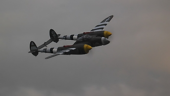 J-POWER P-38 Lightning - 1400mm