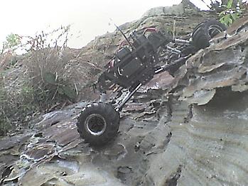 1/16 HuanQi 4WS Monster Truck mods