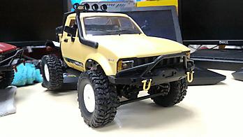1/16 WPL C14 4WD Truck