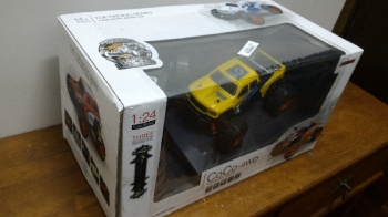 SUBOTECH CoCo 1:24  4WD Off-road truck