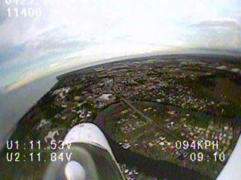 UAV / FPV flight technologies