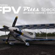 FPV Pitts Special  - 860mm