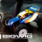 XL-RCM 36.0: TAMIYA BIGWIG 1:24 scale kit for SUBOTECH